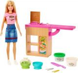 Cumpara ieftin Barbie Set De Joaca Pregateste Noodles, Mattel