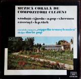 LP: MUZICA CORALA DE COMPOZITORI CLUJENI'75:TODUTA/JARDA/POP/HERMAN/TERENYI/TURK, VINIL