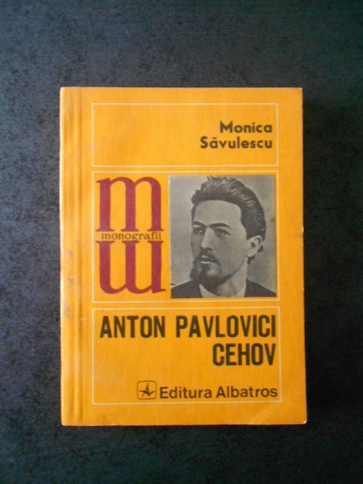 MONICA SAVULESCU - ANTON PAVLOVICI CEHOV