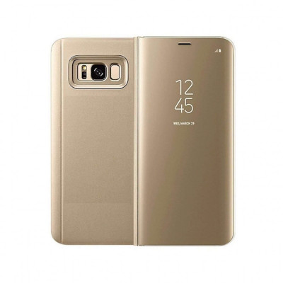 Husa Samsung Galaxy S8 G950Iberry Clear View Aurie foto