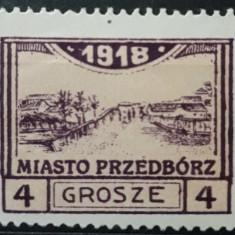 Polonia 1917-1918 - Lot neuzate Grosze,  Halerzy