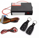 Modul Inchidere Centralizata Auto Universala cu 2 Telecomenzi Key Less
