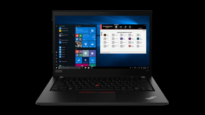 "Laptop Lenovo ThinkPad P43s, 14"" FHD (1920x1080) Low Power IPS"
