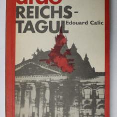ARDE REICHSTAGUL de EDOUARD CALIC , 1972