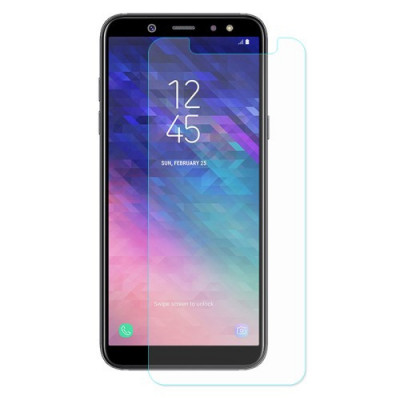 Folie Sticla Samsung Galaxy A6 Plus 2018 foto