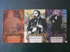 DANA DUMITRIU - PRINTUL GHICA  3 volume foto