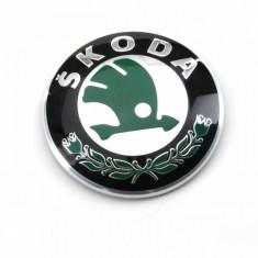 Emblema Grila Radiator Skoda 3U0853621BMEL