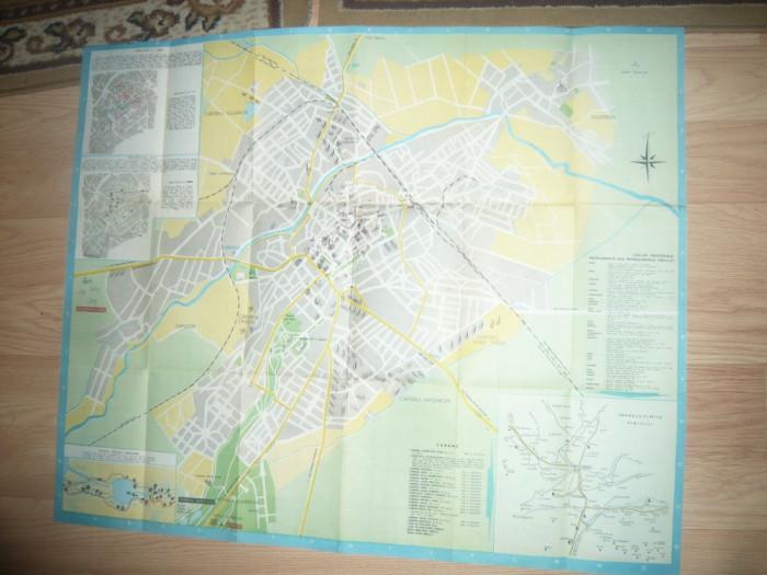 Harta - Ghid - Municipiul Sibiu