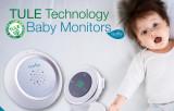 Interfon bebelusi cu proiector de noapte Starry 3015