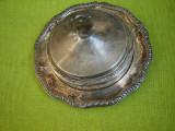 Deosebit recipient argintat pentru caviar, icre