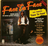 Disc Vinil Frank Duval - Face To Face
