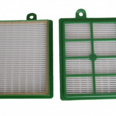 Hepa (allergie-) filter-set pentru electrolux h12 u.a. (2x), ESF1WPHILIPS FC8038/01HYGIENEFILTER, ERSATZFILTER AEF 12