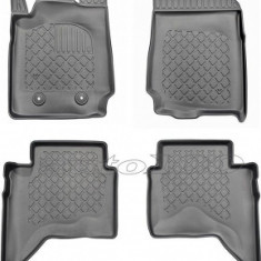 Set covorase tip tavita dedicate Ford Ranger pick-up double cab 12.2015-2019