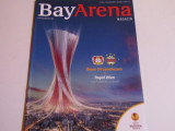 Program meci fotbal BAYER 04 LEVERKUSEN-RAPID VIENA(Europa League 2012)