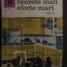 Secrete mici, efecte mari vol.1