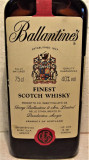 WHISHY BALLANTINES FINEST -  TIP D - cl 75 gr 40