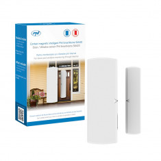 Resigilat : Contact magnetic inteligent PNI SmartHome SM420 pentru monitorizare us