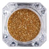 Cumpara ieftin Sclipici Glitter Unghii Pulbere LUXORISE, Gold #35