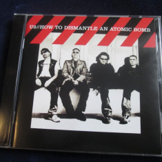 U2 - How To Dismantle An Atomic Bomb _ cd,album_ Island ( 2004,UK)