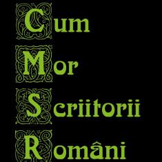 Cum mor scriitorii români, de Aurel Sasu