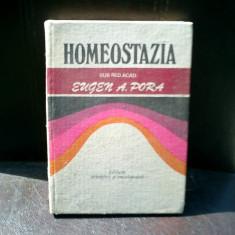Homeostazia - Eugen A. Pora