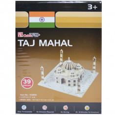 Puzzle 3D Taj Mahal 39 piese