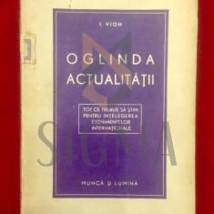 OGLINDA ACTUALITATII - I VION