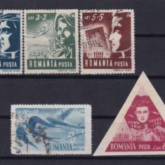 1948 L.P. 230 stampilat 4 lei