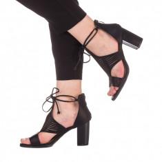 Sandale dama Awina negre