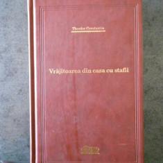 THEODOR CONSTANTIN - VRAJITOAREA DIN CASA CU STAFII (2009, colectia Adevarul)