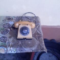 Vechi telefon Fix Romanesc