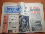 magazin 13 aprilie 1968-articol si foto orasul tulcea,f.c craiova la antrenament