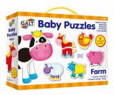 Cumpara ieftin Baby Puzzle - Ferma, 12 piese, Galt