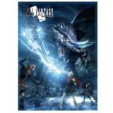Set 60 Folii Protectie Carti De Joc Final Fantasy Tcg Type 0 Ace Sleeves