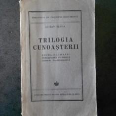 LUCIAN BLAGA - TRILOGIA CUNOASTERII (1943)