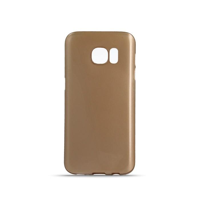 Husa SAMSUNG Galaxy S6 Edge - Ultra Chrome (Auriu)