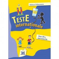 Teste Internationale - Clasa a IV-a