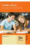 Matematica - Clasa 8 - Ghid complet pentru Evaluarea Nationala - Daniela Stoica