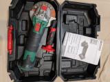 Parkside Polizor unghiular(Flex) baterie 20v Team