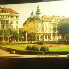 Ilustrata Cluj -Napoca - Hotel Continental , anii '70, Necirculata, Printata