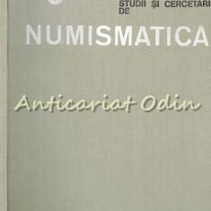 Studii Si Cercetari De Numismatica V - Academia Romana