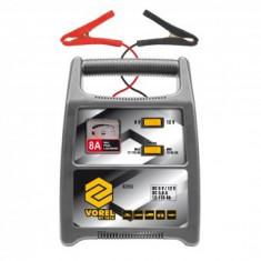 Redresor pentru baterii auto, Vorel 82552, 5.8A, 12-116Ah