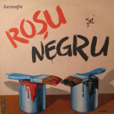 Rosu si Negru - Culori (LP - Romania - VG), VINIL, electrecord