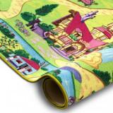Mocheta CANDY TOWN pentru copii străzi oraș, 200 cm