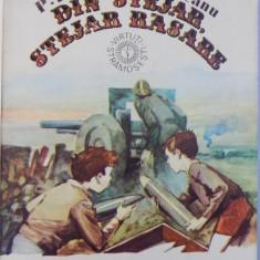 DIN STEJAR. STEJAR RASARE de P. HLADCHI - BUCOVINEANU , ilustratii de GH. CERNAIANU , 1980