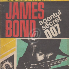 Goldfinger. James Bond - Agentul secret 007 (Ed. Quintus)
