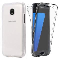 Husa silicon 360 fata+spate Samsung J5 (2017)