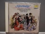 KAISER WALTZ - STRAUSS - dir.Fricsay(1988/Deutsche/RFG) - CD ORIGINAL/Nou, Deutsche Grammophon