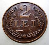 1.166 ROMANIA 2 LEI 1947, Bronz