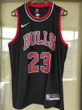 Maiou Jordan Bulls negru si rosu, L, L/XL, M, S, XXL